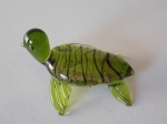 Glass Turtle Green