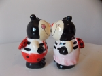 Salt & Pepper Shakers Ladybugs