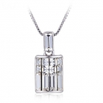 Crystal Ice Necklace  with Swarovski Elements Crystal **CLEARANCE COST PRICE ONLY**