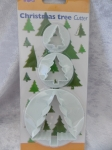 Set of 3 Cutters Christmas Tree