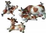 Dairy Cows Set of 3