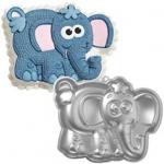 Cake Tin Elephant
