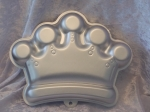 Cake Tin Crown