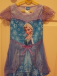 Frozen Elsa Blue Dress