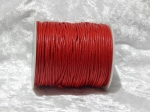 1.5mm Red Waxed Cotton