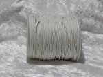 1.5mm White Waxed Cotton