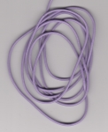 2mm Lilac Round Leather Thonging