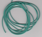 2mm Turquoise Round Leather Thonging