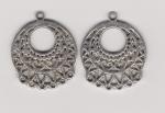Tibetan Silver Connector Style 2