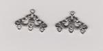Tibetan Silver Connector Style 8