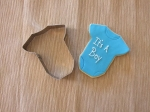 Jumpsuit Cookie Cutter