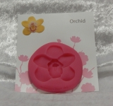 Silicone Mould - Orchid