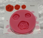 Silicone Mould - Roses