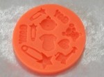 Silicone Mould - Baby