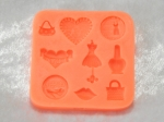 Silicone Mould - Fashion