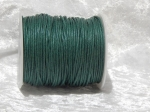 1.5mm Dark Green Waxed Cotton