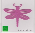 Iron On Patch Dragonfly