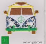 Iron On Patch Kombi