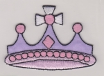 Iron On Patch Crown
