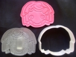 Lalaloopsy 1 Plunger/Stamp Cutter