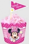Baking Cups & Picks Minnie Mouse
