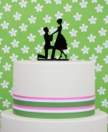 Acrylic Cake Topper - Proposal