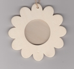 Wooden Frame - Flower