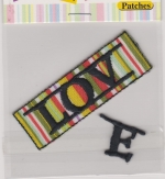 Stick On Patch Love Style 1