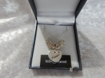 Equilibrium Necklace Diamante Heart Dream **CLEARANCE COST PRICE ONLY**