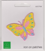 Iron On Patch Buterfly