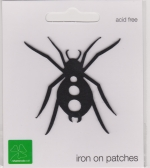 Iron On Patch Spider