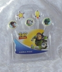 Novelty Toy Story Candle Picks