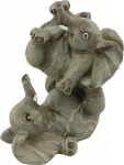Circus Elephants Playing