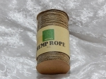 Hemp Cord/Rope 50m Natural 1mm