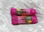 Raffia Pollot Hot Pink 25gm