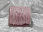 1.5mm Light Pink Waxed Cotton