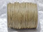 1.5mm Khaki Waxed Cotton