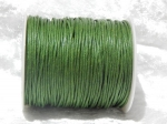 1.5mm Grass Green Waxed Cotton