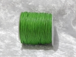 1mm Emerald Waxed Cotton