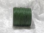 1mm Grass Green Waxed Cotton