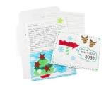 Xmas Letter to Santa Pack of 10