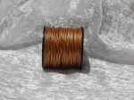 0.5mm Bronze Metallic Round Leather Thonging Ful Roll
