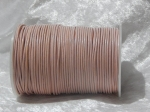 2mm Baby Pink Indian Leather Thonging