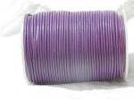 2mm Mauve Indian Leather Thonging 100m Roll