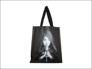 Anne Stokes Shopping Bag 39x35cm - Gothic Prayer