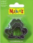 Makins 3 pcs Frogs Cutter Set