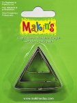Makins 3 pcs Triangles Cutter Set
