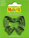 Makins 3 pcs Ribbons Cutter Set
