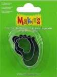 Makins 3 pcs Baby Foot Cutter Set