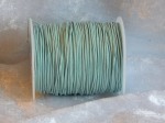 0.5mm Mint Indian Round Leather Thonging